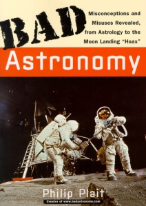 Bad Astronomy Book Cover
